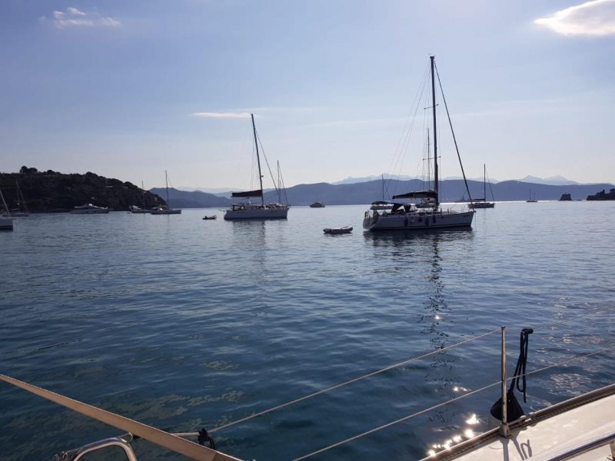 Vacanza di 7 giorni in barca Costiera Amalfitana