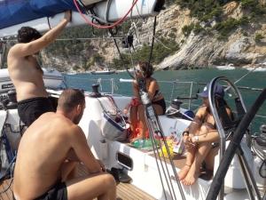 Crociera con skipper Isola d'Elba
