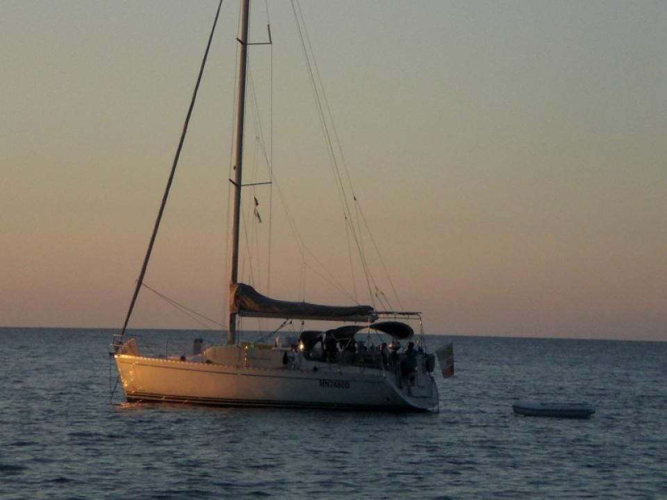 Noleggio barca a vela con skipper Portovenere