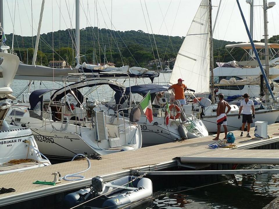 Vacanze in barca a vela organizzate a Porquerolles