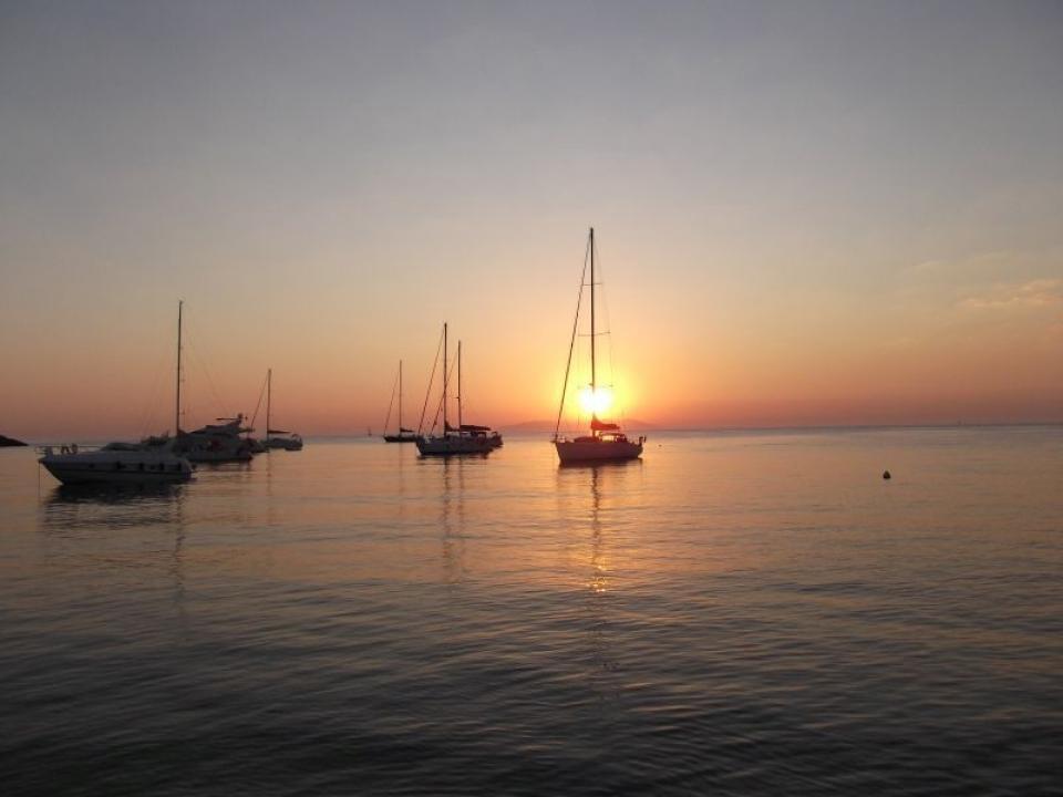 Mini crociera in vela per single Elba