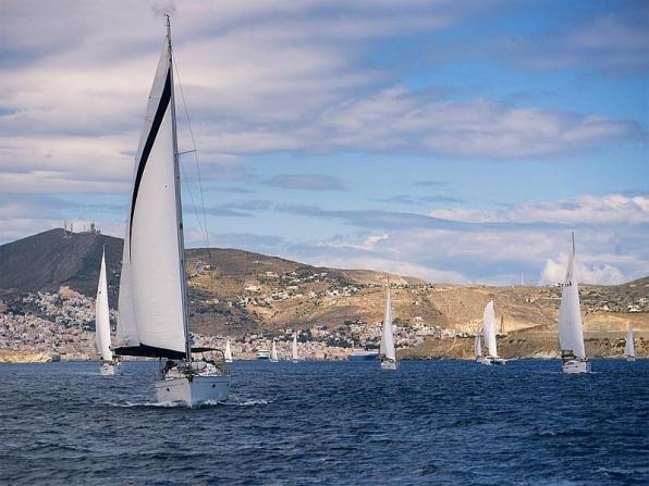 Tour didattici barca vela Elba