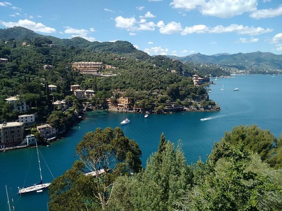 Day cruiser in barca Portofino
