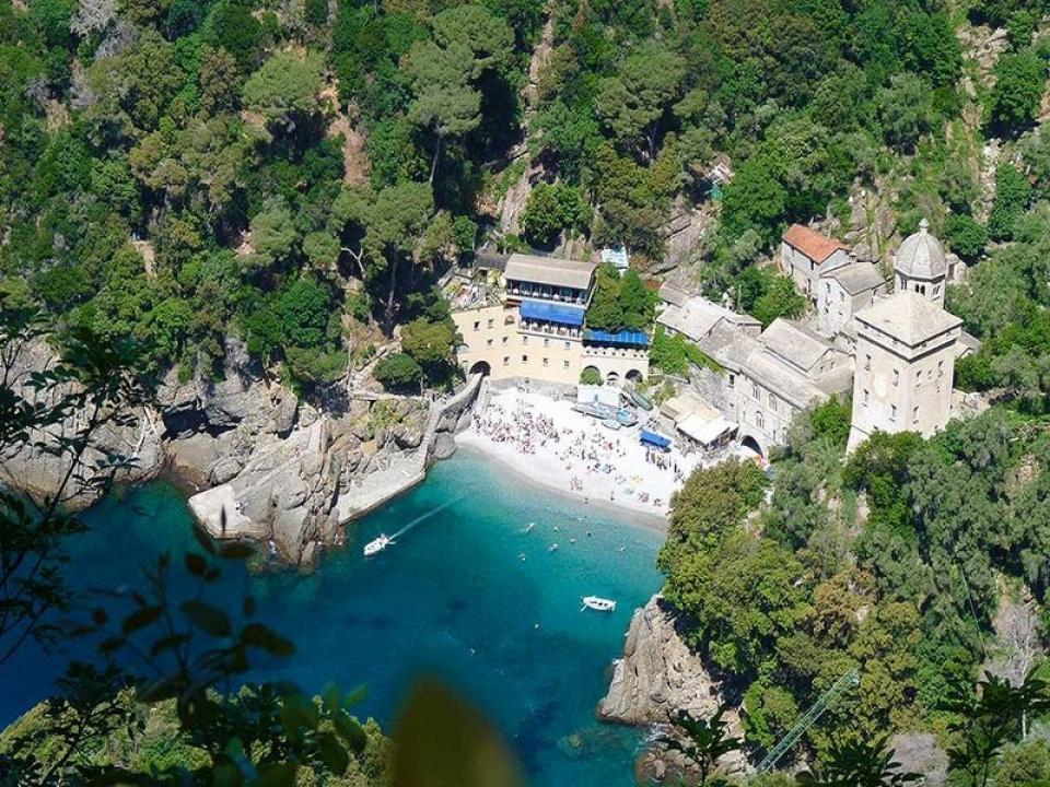 Tour privato in barca a Portofino