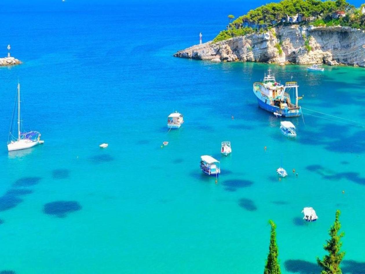 vacanza di 7 giorni in barca vela Sporadi