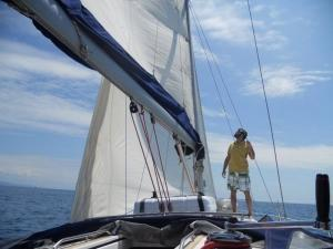 Gita in barca a vela Isola d'Elba e Capraia