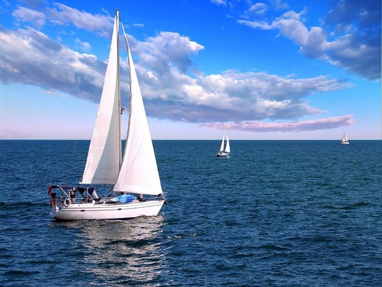 Gite in barca a vela per scuole Nettuno