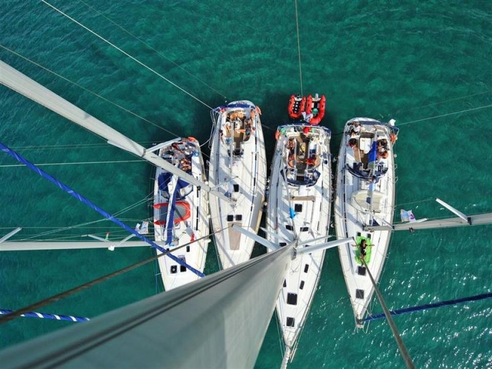 Vacanza in barca a vela Costiera Cilentana