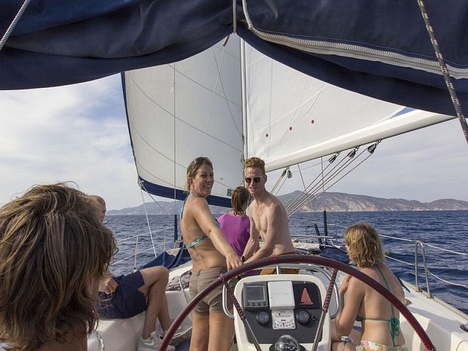 Vacanza responsabile in barca