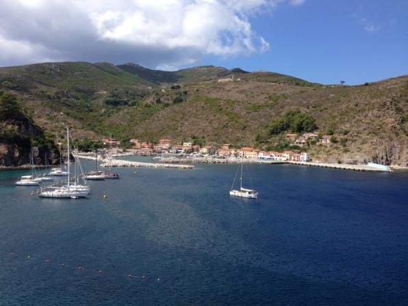 mini vacanza in barca a vela toscana