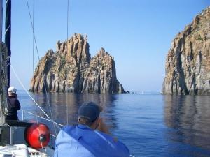 Crociera in barca a vela nel Golfo di Napoli