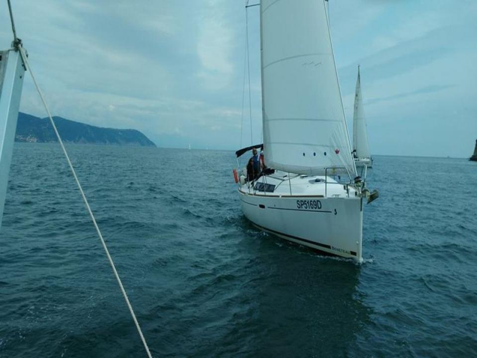 Escursione in barca isola di Bergeggi
