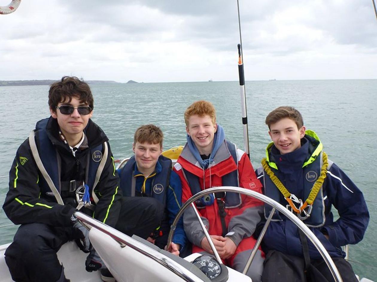 Gite in barca per scuole alle 5 Terre
