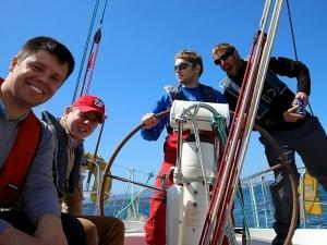 Tour didattici barca vela Portovenere