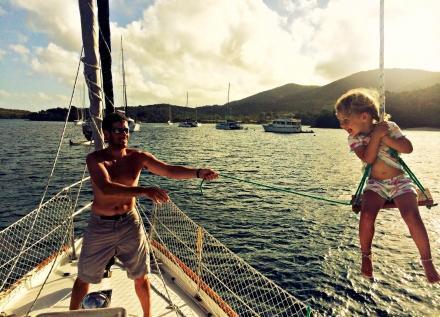 Cosa portare in vacanza in barca a vela con i bambini