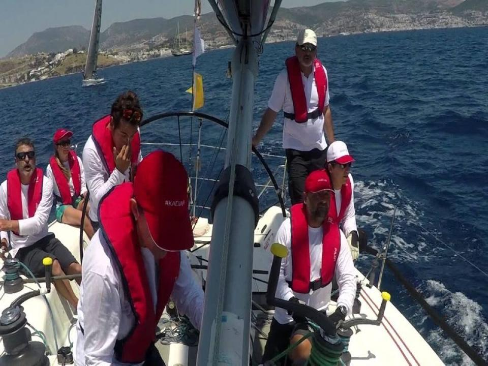 Corso vela e navigazione avanzata