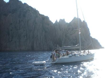Flottiglia in barca a vela Isole Toscane