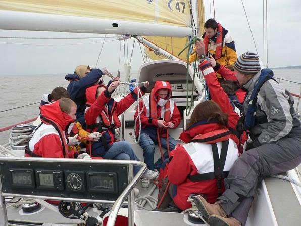 Viaggi di istruzione in barca Liguria