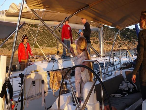 Viaggi di istruzione in barca Toscana