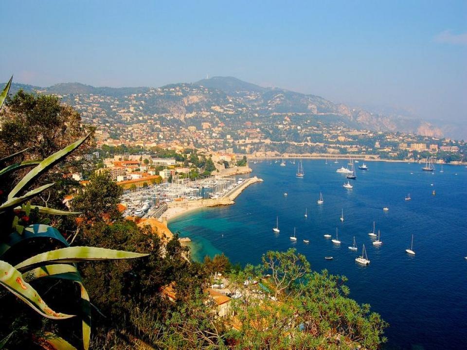 Tour privato in barca Costa Azzurra