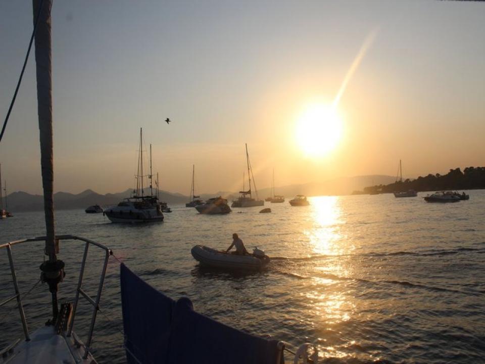 Escursioni barca a vela in Cilento