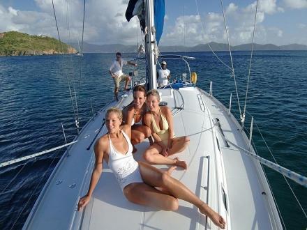 Vacanze in barca a vela Gaeta