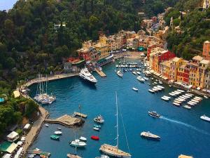25 Aprile vela a Portofino