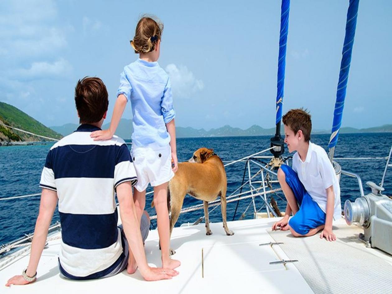 Campi estivi in barca a vela