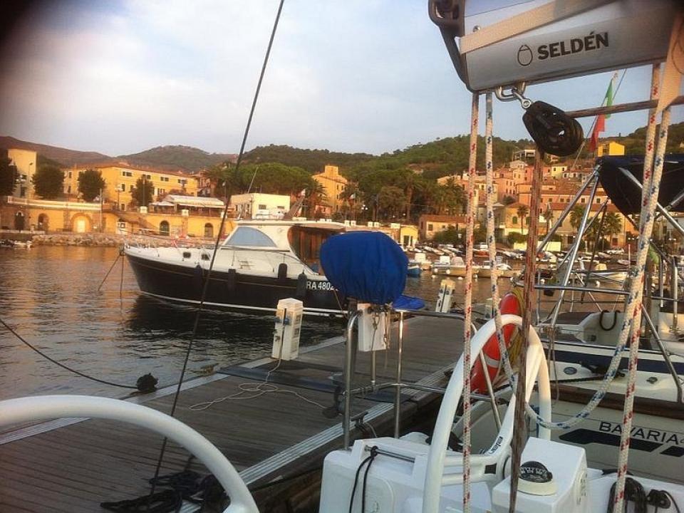 Vacanze in barca organizzate Arcipelago Toscano