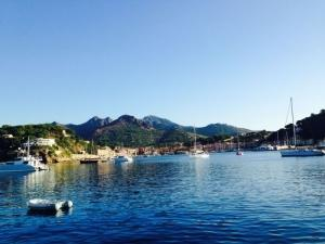 Week end barca a vela Elba e Capraia