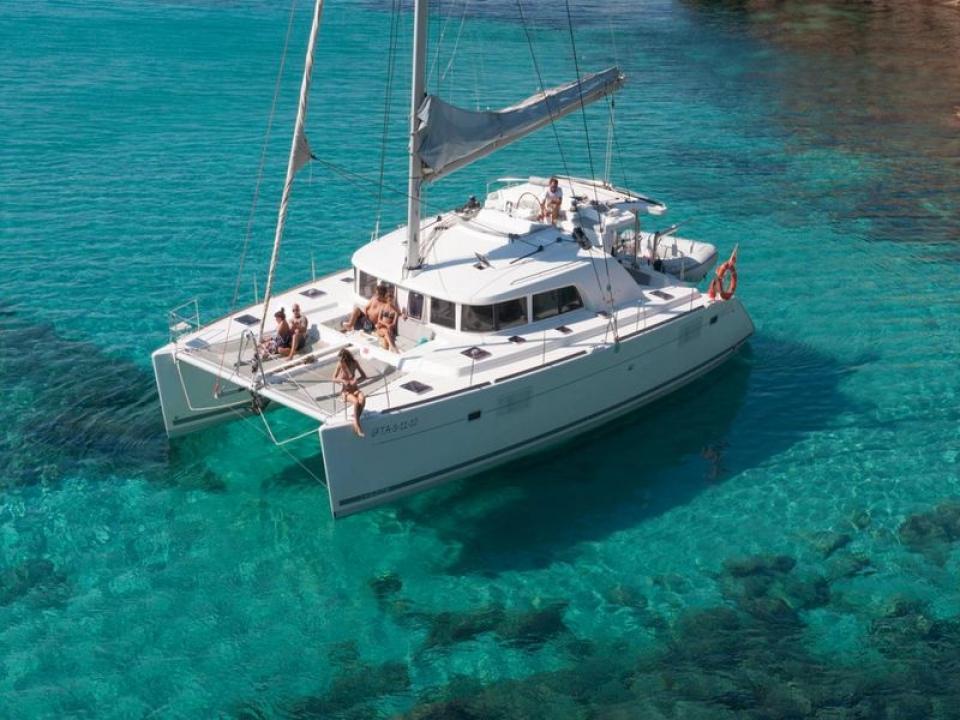 Noleggio catamarano Portovenere