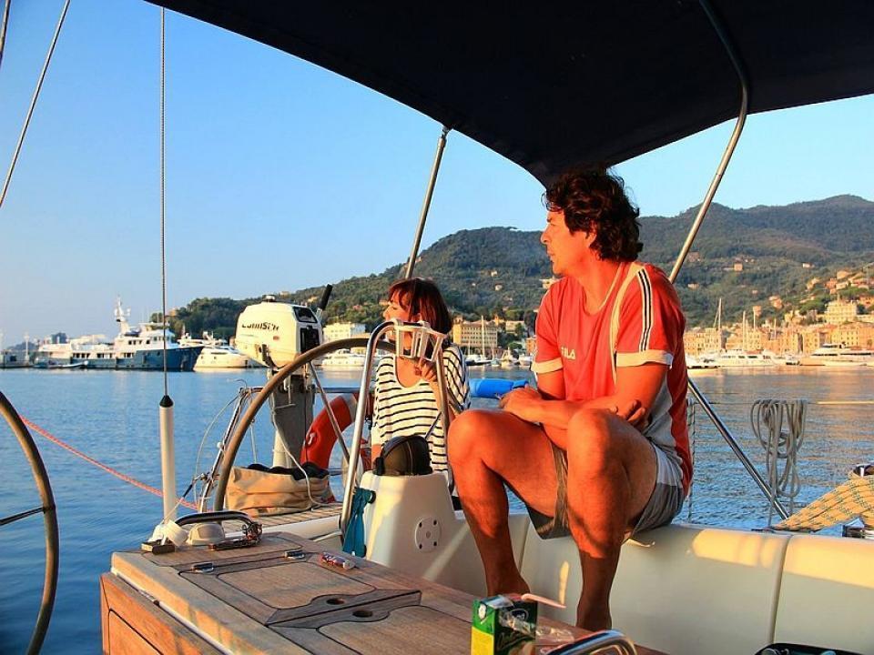 Minicrociera in barca a vela a Portofino
