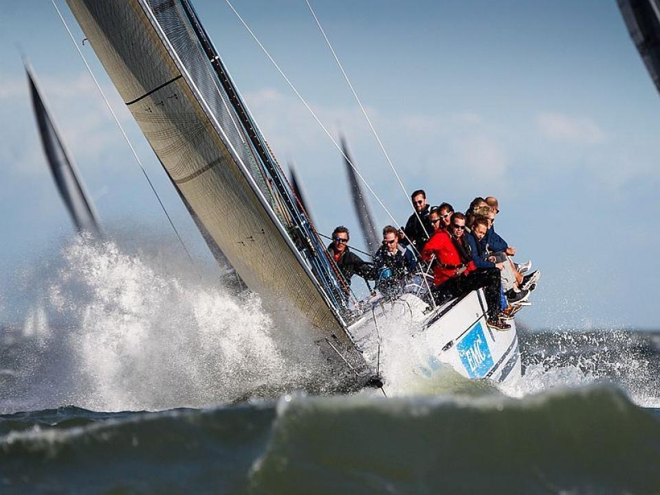 Outdoor Training in barca a vela Liguria