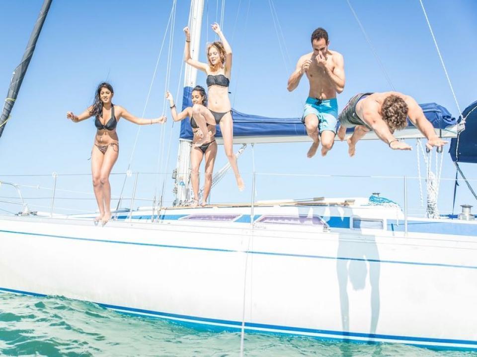 Charter con skipper Toscana