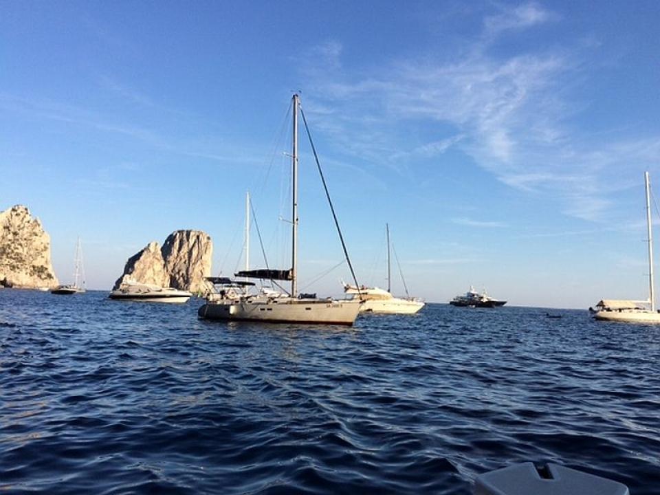 Vacanze con skipper isole Pontine