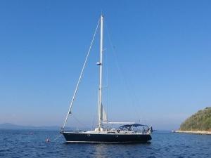 Ponte del 2 giugno in barca Ponza
