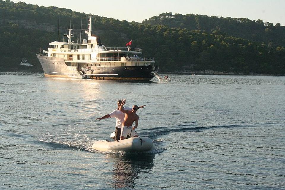 Vacanze in Croazia con skipper