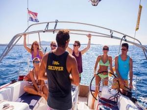 Turismo nautico in Croazia