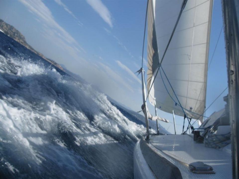 Il meteo in barca a vela
