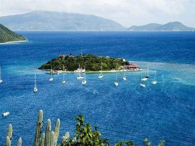 Crociera in catamarano alle British Virgin Islands