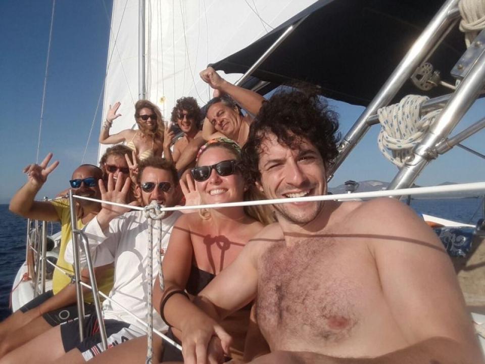Gita turistica barca Capraia