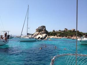 Sardegna in barca vela