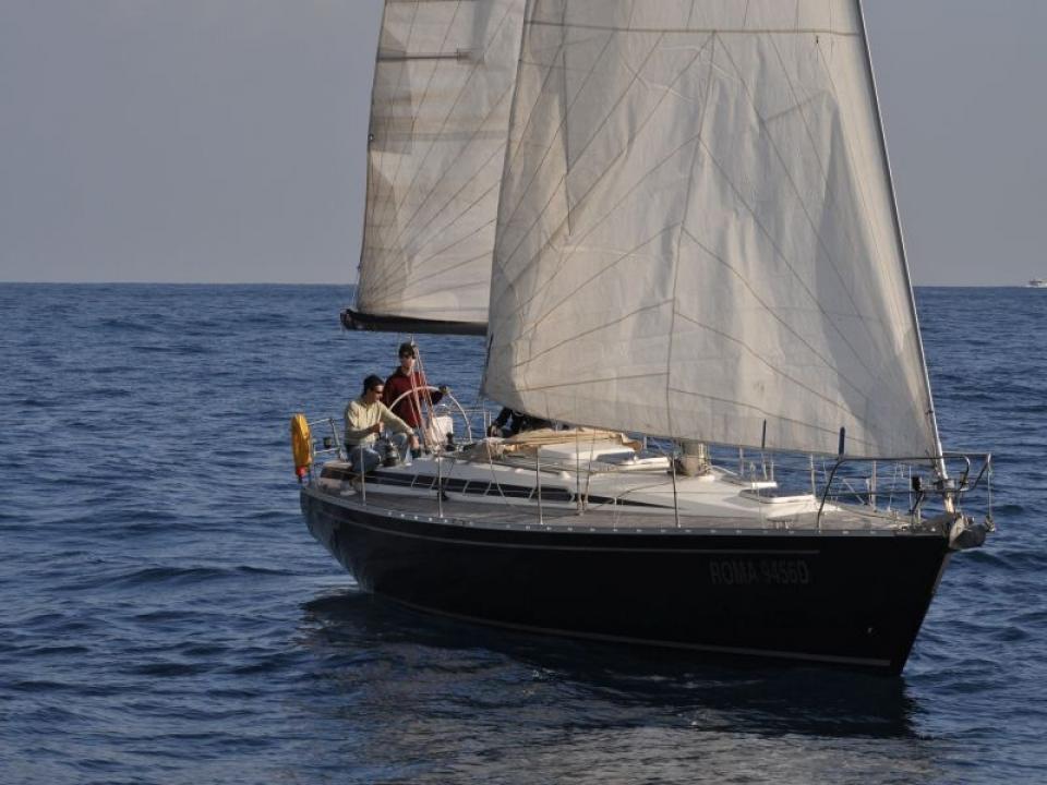 Ponte del 1 Novembre in barca vela Costa Azzurra