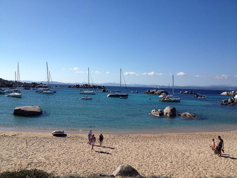 Settimana in barca a vela Arcipelago della Maddalena