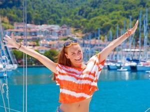 Tour barca vela La Spezia e 5 Terre