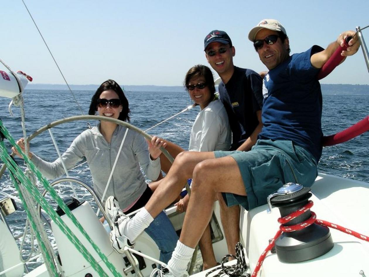 Team building barca Imperia