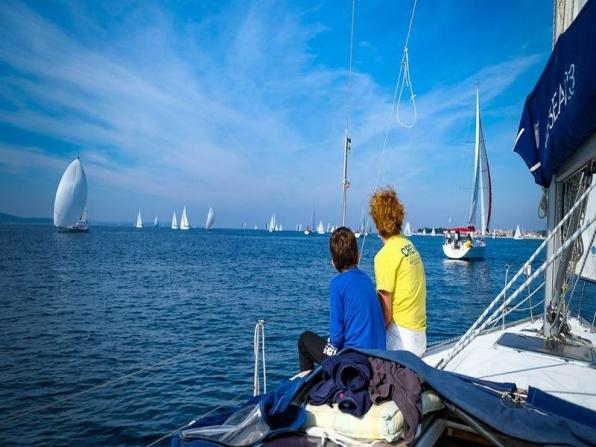 Gite barca per scuole Anzio