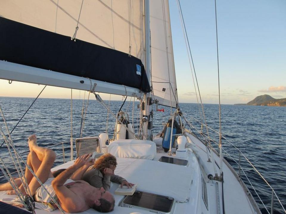 Cabin Charter e Imbarchi individuali alle Eolie