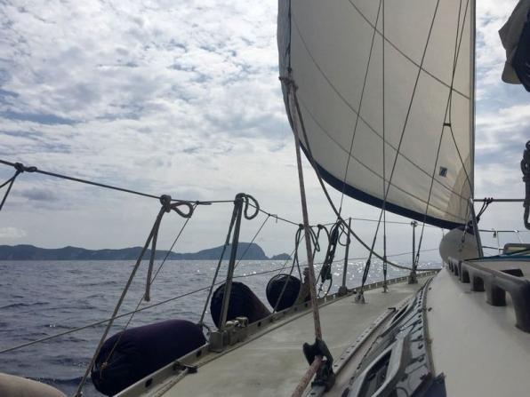 Escursione in barca a vela a Rimini