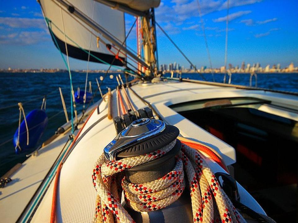 Gita turistica in barca Genova